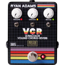 The VCR Volume/Chorus/Reverb Ryan Adams Pedal