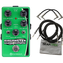 Pigtronix RAM Ringmaster Analog Multiplier Guitar