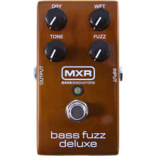 M-84 Bass Fuzz Deluxe Pedal
