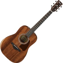 2018 AW54JR Unior Solid Mahogany Acoustic Guitar