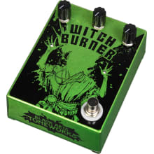 Witch Burner Overdrive/Distortion Pedal