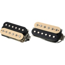 Pure P.A.F. Stock Pickup Set 3-Conductor Zebra