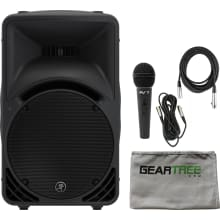 SRM450v3 1000W Portable Powered Speaker Bundle