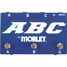 ABC Selector/Combiner Guitar Pedal