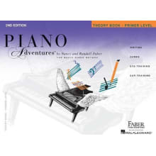 Faber Piano Adventures Primer Theory 2nd Edition