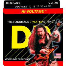 DGB-10/52 Dimebag Hi-Voltage Electric Strings