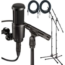 AT2041SP Studio Mic Pack Bundle