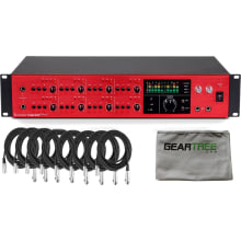 Clarett 8PreX 26x28 Thunderbolt Interface Bundle