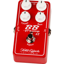 Limited Edition Red BBP-AT BB Preamp Pedal