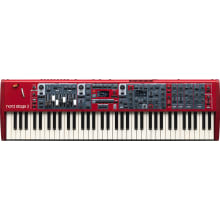 Stage 3 Compact 73-Key Semi-Weighted Keyboard