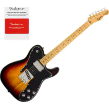 Fender 0374050500 Classic Vibe 70s Telecaster Cus
