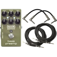 M81 Bass Preamp Pedal Bundle