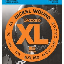 XL Long Scale Bass Strings (50-105)