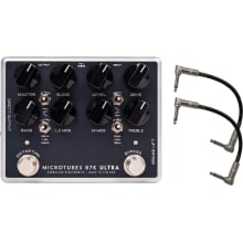 MTB7K Microtubes B7K Ultra Bass Pedal Bundle
