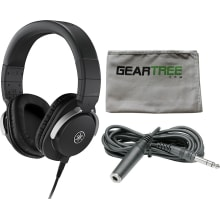 HPH-MT8 Closed-Back Monitor Headphones Bundle