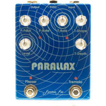 Function-fx Parallax Tremolo & Phaser Effect Pedal