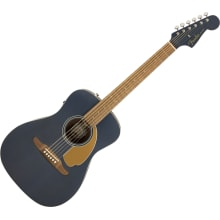 Fender 0970722050 Malibu Player Midnight Satin WN
