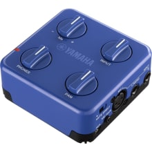 SC-02 Personal Headphone Mixer Blue