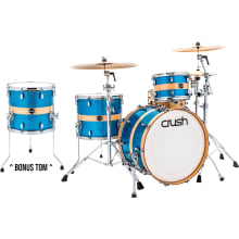Crush SBR326 Sublime Birch 3-Piece Drum Shell Pack