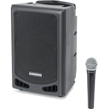 XP108w Rechargeable Portable PA System w/Handheld