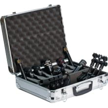 DP7 7-Piece Drum Microphone Package
