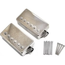 Pure P.A.F. Stock Pickup Set 3-Conductor Nickel