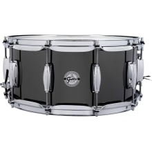 Gretsch 6.5x14 Black Nickel Over Steel Snare Drum