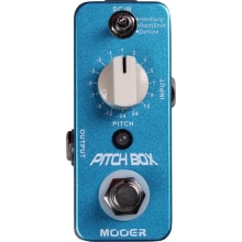 Pitch Box Pitch Shift/Detune/Harmony Guitar Pedal