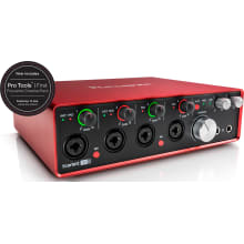 Scarlett 18i8 USB Recording Interface - 2nd Gen