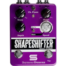 11900-005 Tremolo Shape Shifter Effects Pedal