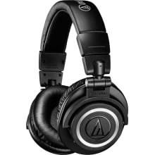 Audio Technica ATH M50xBT Bluetooth version of the