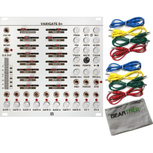 Varigate 8+ 8-Channel Gate Sequencer Bundle