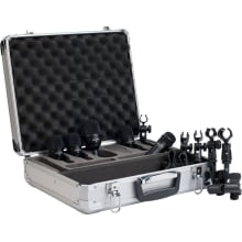 FP5 5-piece Fusion Drum Microphone Package