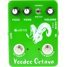 JF-12 Voodoo Octave Pedal