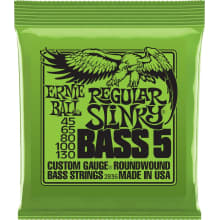 Nickel RoundWound Regular Slinky 5-String Bass