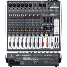 Xenyx X1222USB Multi-Effects Mixer