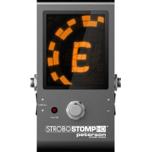Peterson SS HD StroboStomp HD Stompbox Strobe Tune