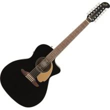 Fender 0970753006 Villager 12-String, Black V3