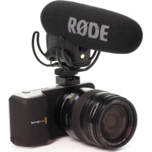 VideoMic Pro Compact Directional On-Camera Mic