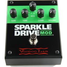 Sparkle Drive Mod Overdrive Guitar Effects Pedal