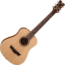 Dean Flight Spruce Travel Acoustic Guitar w/Bag