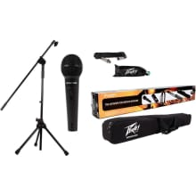 PV-MSP1 XLR Microphone Package