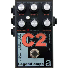 C2 Conford Preamp/Distortion Pedal