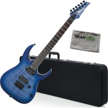 BUNDLE PARENT Ibanez RGA42FMBLF RGA Standard 6str
