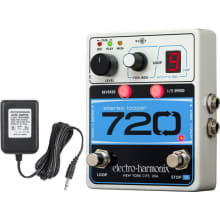 720 Stereo Looper Pedal