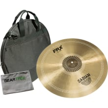 Sabian FRX2112 FRX Series 21in Ride Cymbal Bundle