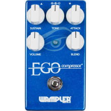 Ego Compressor Effect Pedal w/ Top Mounts