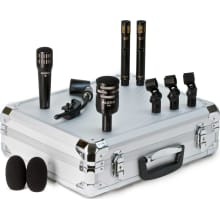 DP-Quad 4-Piece Drum Microphone Pack with Case