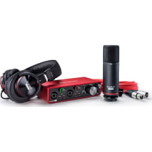Focusrite Scarlett 2i2 Studio 3rd Gen USB Interfac
