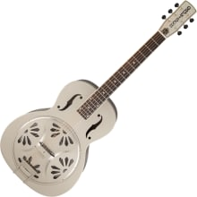 G9221 Bobtail Paduak FB Round Neck Resonator